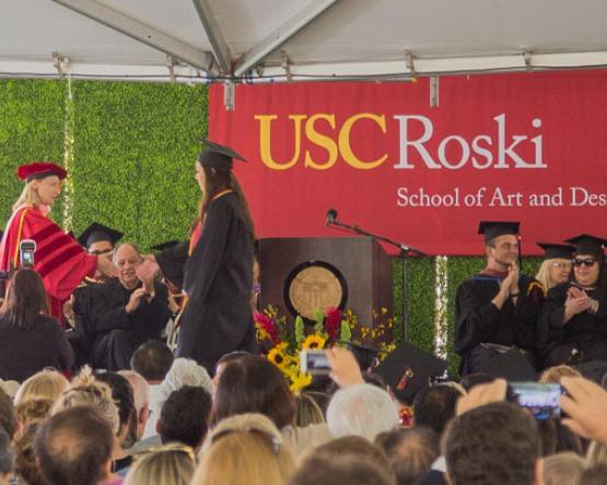 2018 USC Roski Commencement