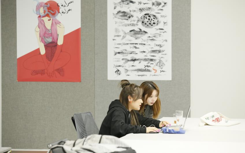 Facilities Roski School Of Art And Design